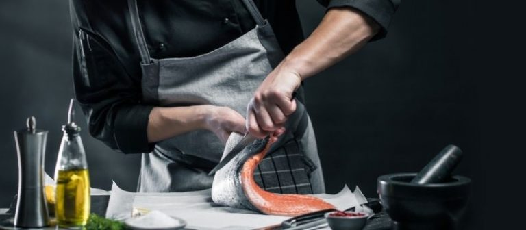 Best Fillet Knife for Salmon