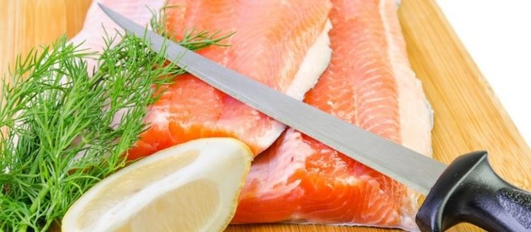 Best Fillet Knife for Saltwater Fish
