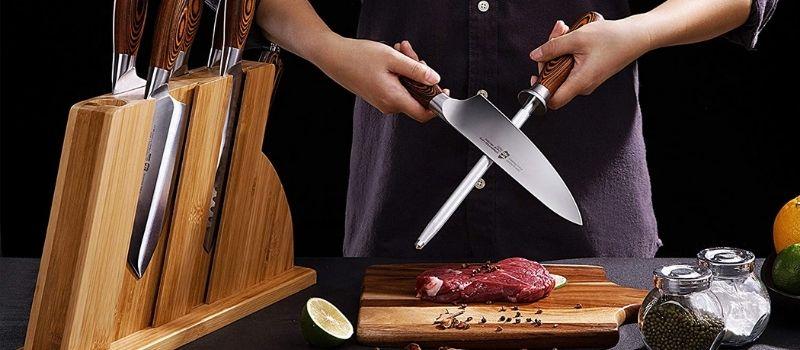 Best Kitchen Knife Set under $200