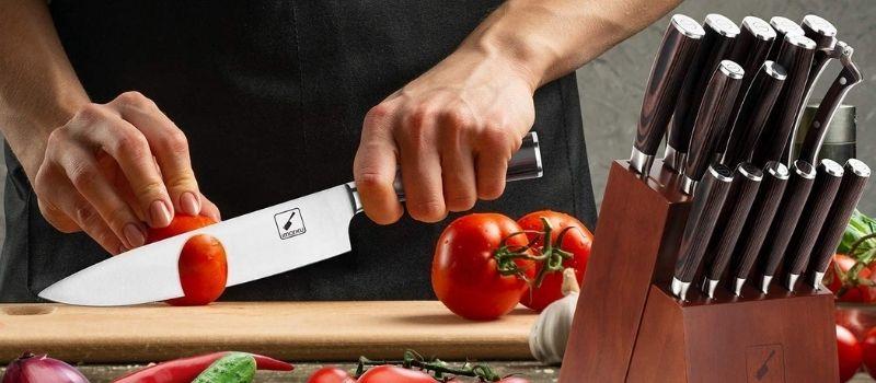 Best Kitchen Knife Set under 300