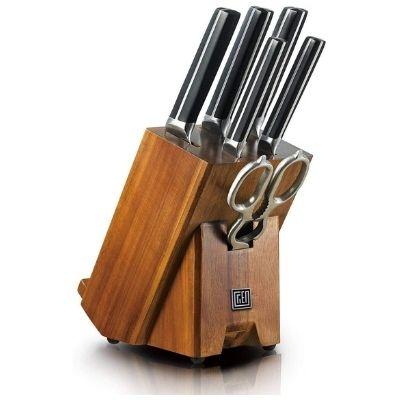 Hanmaster Stainless Steel Razor Sharp Knife Set