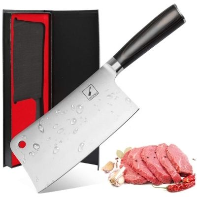 Imarku 7-Inch Kitchen Cleaver