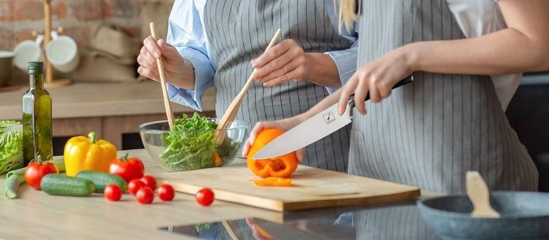 Best Vegetable Knife & Cleaver for Cutting