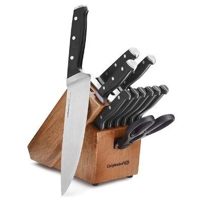 Calphalon Classic 12-Piece Self-Sharpening Knife Set