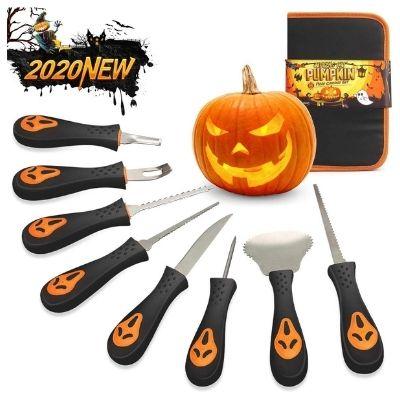 GoStock Halloween Professional Pumpkin Carving Knife