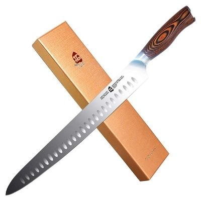 TUO 12-Inch Slicing Carving Knife