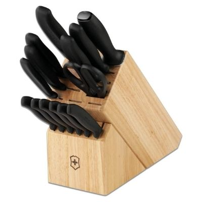 Victorinox Dishwasher Safe Cutlery Knife Block Set