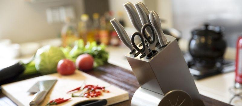 Best Kitchen Knife Set under 50