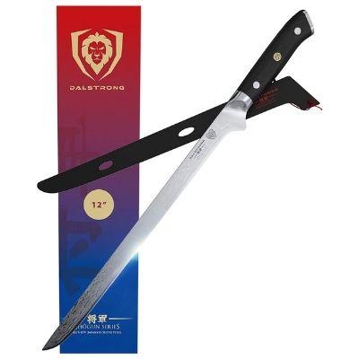"""DALSTRONG 12"""" Knife For Slicing Brisket"""