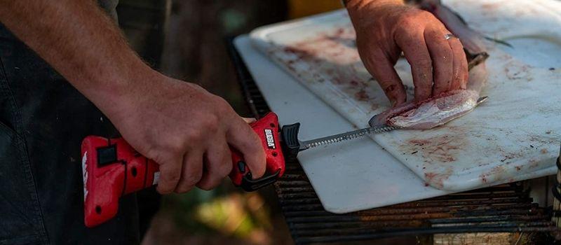 The Best Cordless Fillet Knife | Top 3 Picks