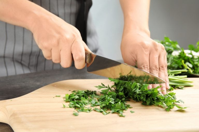 How to Chop Vegetables Like a Chef