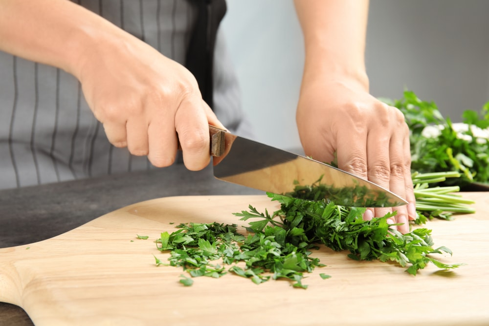 How to Chop Vegetables Like a Chef?