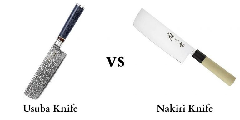 Nakiri Knife vs. Usuba Knife