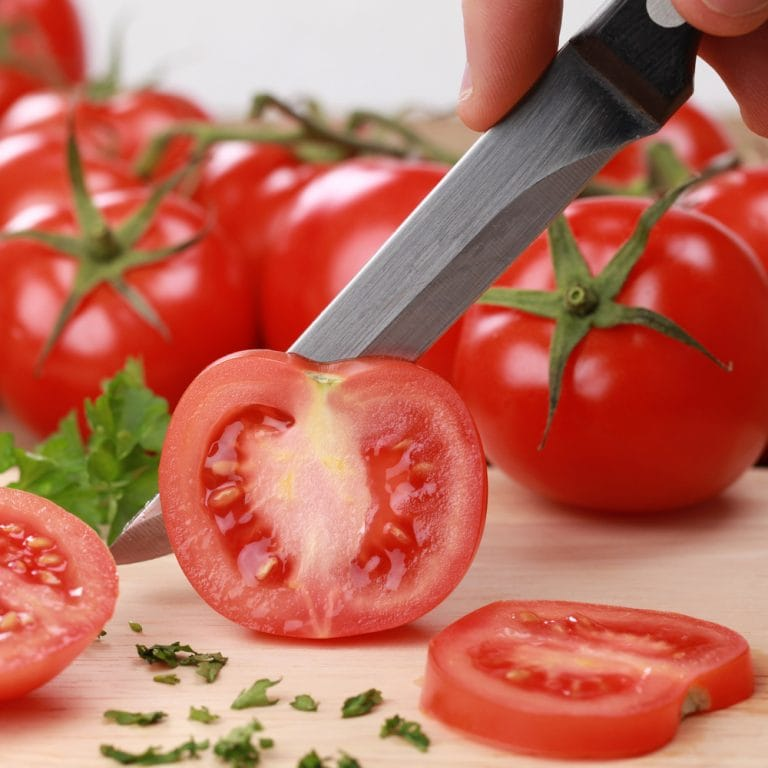 Why Does a Tomato Knife Have Two Points