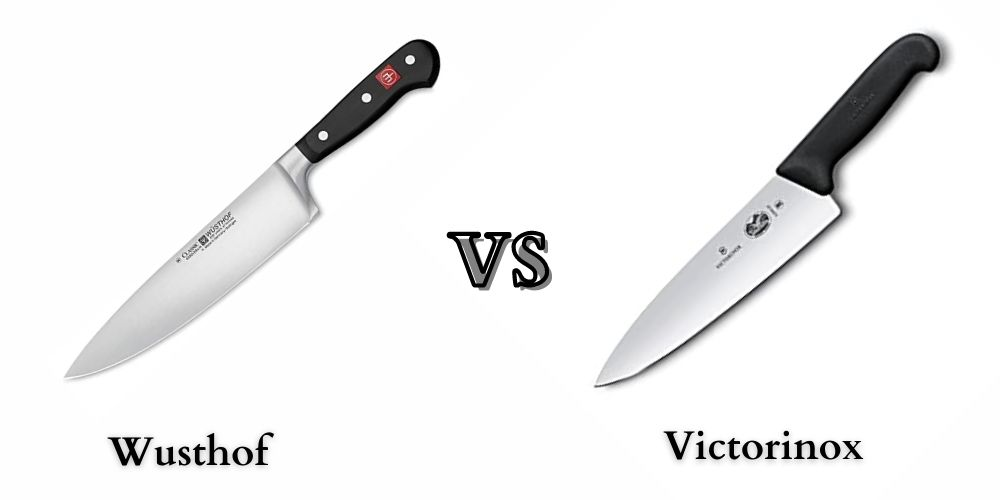 Wusthof vs. Victorinox – Which One Should I Get?