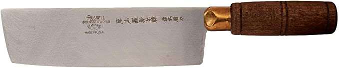 """Dexter Russell Traditional 7"""" Chinese Chefs Knife"""